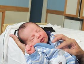 primeiras horas do recem nascido em casa