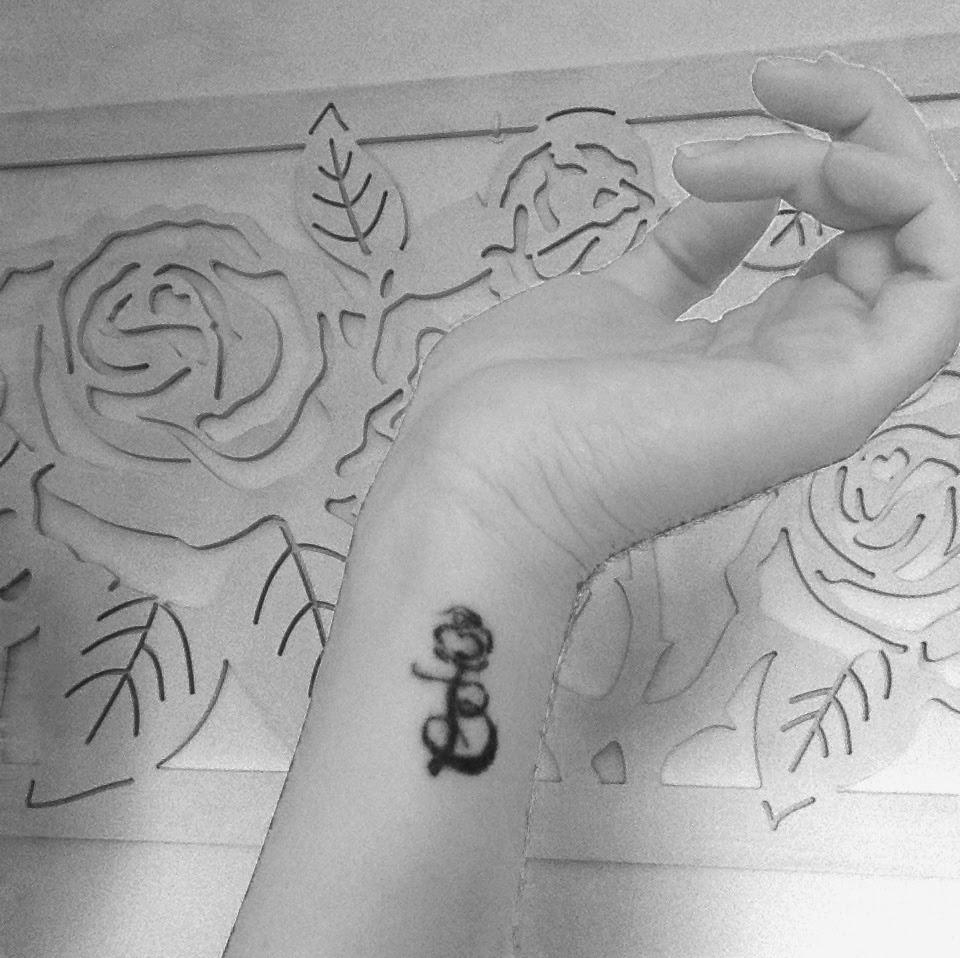 ideia para tatuagem para mães