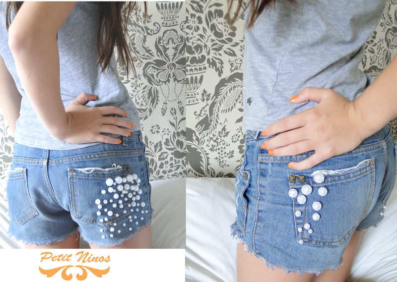 customizar jeans velho